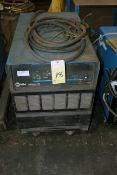 WELDING MACHINE, MILLER DELTAWELD 452, S/N KJ047006
