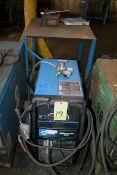 WELDING MACHINE, MILLERMATIC 252, new 2016, S/N MG200093N