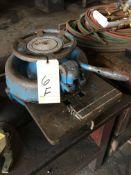 STENCIL CUTTING MACHINE, DIAGRAPH BRADLEY, MDL. GG-S747, ALPHA NUMERICAL