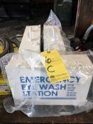 LOT OF EMERGENCY EYE WASH KITS (3)