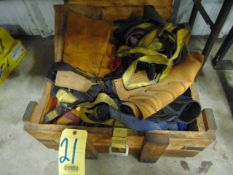 LOT OF SAFETY EQUIPMENT, assorted (in one box)