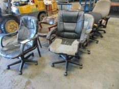 LOT OF CHAIRS, assorted