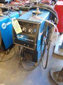WELDING MACHINE, MILLER MDL. MILLERMATIC 350P, S/N MH403037N