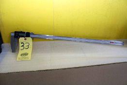 "DIGITAL CALIPER, SPI 13-613-5, 0 to 24""/600mm"