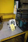 X-RAY FILM ILLUMINATOR, NEGATASCOPE A' RAYONS-X, S&S C-RAY PRODUCTS, AND (4)-CLAMP METERS,
