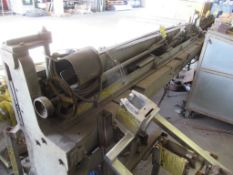SHEAR, WYSONG 12' x APPROX. 1/8 (Location 7: McCorvey Industrial Fabrication, 8610 Wallisville Road,