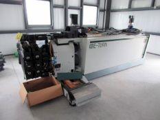 CNC ELECTRIC TUBE BENDER, BLM MDL. ETURN30, new 2010, Mdl. VG93D CNC control w/ 3D graphic