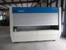 TUBE INSPECTION SYSTEM, AICON 3D MEASUREMENT SYSTEM, New 2011, Hexagon optical camera 3D system, (