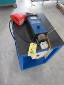 COLLAR LOCKING STATION, PROTO-1 CLS-150, 2013, foot pedal control, hydraulic,