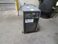 REFRIGERATED AIR DRYER, ATLAS COPCO MDL. FD122 (out of service)