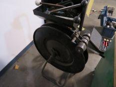 "BANDING CART, 3/4"" banding, w/tools"