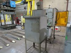 CABINET STYLE DUST COLLECTOR, TORIT MDL. MC-60-1800, S/N 66339