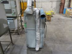 CABINET STYLE DUST COLLECTOR, TORIT MDL. 75, S/N G278