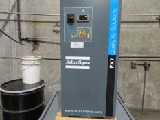 REFRIGERATED AIR DRYER, ATLAS COPCO MDL. FX7 NEW 2019