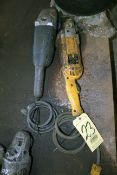 LOT OF H.D. ANGLE GRINDERS (2)
