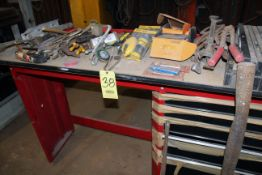 TABLE, w/tools