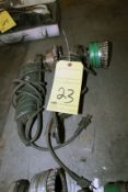 LOT OF ANGLE GRINDERS