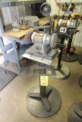 """PEDESTAL BENCH GRINDER, CRAFTSMAN 6"""", 1/2 HP motor"""