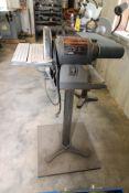 """LOT CONSISTING OF: Craftsman Mdl. 351-225950 6"""" x 48"""" belt sander & 9"""" disc sander, 1-1/2 HP motor"""