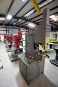 INSERTION PRESS, HAEGER 6 T. CAP. MDL. 618-1L (Located at: Accurate, Inc., 1200 East 4th Street,