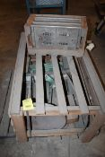 WOODEN CRATE, containing (2) wooden crates w/specialized machine fixtures (Located at: Accurate,