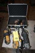 LOT CONSISTING OF: (3) right angle grinders & accessories (Located at: Accurate, Inc., 1200 East 4th