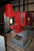 INSERTION PRESS, 6 T. cap. (Located at: Accurate, Inc., 1200 East 4th Street, Taylor, TX 76574)