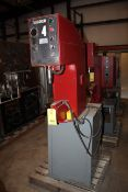 INSERTION PRESS, HAEGER 2-1/2 T. CAP. (Located at: Accurate, Inc., 1200 East 4th Street, Taylor,