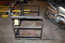 FORKLIFT TYPE MANLIFT PLATFORM (Located at: Accurate, Inc., 1200 East 4th Street, Taylor, TX 76574)