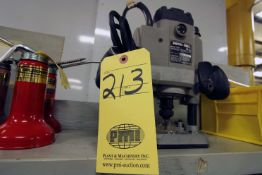 ROUTER, PORTER CABLE MDL. 7529