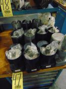 LOT OF CAT-50 TAPER TOOL HOLDERS (13), assorted