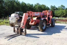 TELEHANDLER, LULL JLG MDL. 944E-42, 9,000 lb. cap., 35' reach, 42' lift height
