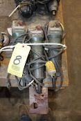 LOT OF ELECTRIC ANGLE GRINDERS, METABO