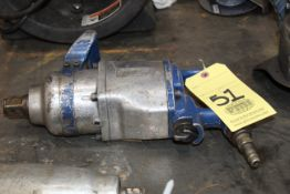 """PNEUMATIC IMPACT WRENCH, BLUE POINT 1"""" MDL. AT1100A, S/N 97150070"""