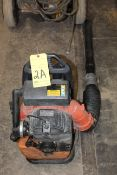 BACKPACK BLOWER, TANKA MDL. PROFORCE 505, gas pwrd.
