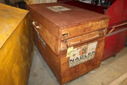 ROLLING CONTRACTOR BOX