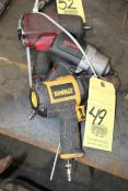 LOT OF PNEUMATIC IMPACT WRENCHES (3)