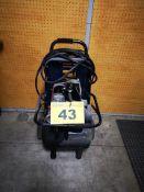 MOTOCRAFT 10 GALLON AIR COMPRESSOR 110 VAC USED (REQUIRES REPAIR)