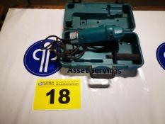 MAKITA, N9514B, 4 INCH DIAMETER GRINDER 110 VAC