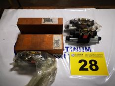 PARKER HANNIFIN, PARD1VW001CNJG45, HYDRAULIC OIL DIRECTIONAL VALVE, NEW IN BOX