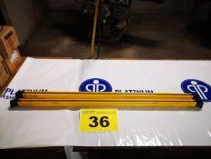 KEYENCE, GL-R56H, SAFETY LIGHT CURTAIN (1 SET) USED