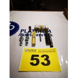 LOT OF ISCAR TOOLING HOLDERS