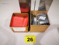 LOT OF ASSORTED ANTI STATIC BAGS