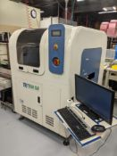 TRI INNOVATION, TR7550SII, AUTOMATED OPTICAL INSPECTION MACHINE
