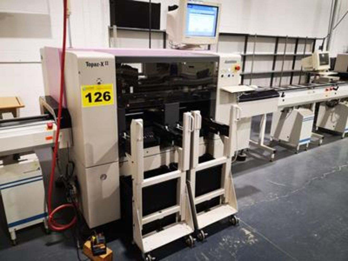 Pro-Tech Electronics – Circuit Board Assembly Facility