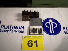 LOT OFLAYOUT NUMBER TRANSFER PUNCHES