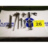 LOT OF ASSORTED PIPE BENDERS
