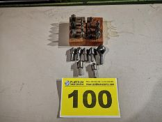 LOT OF ACCUSIZE, ASSORTED COUNTERSINK TOOLING