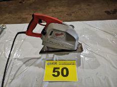 "MILWAUKEE, 8"" METAL CIRCULAR CUTTING SAW MDL 6370-20, 110 VAC 13 AMP"