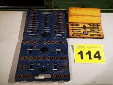 INCH & METRIC TAP AND DIES SETS